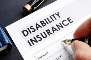 The purpose of disability insurance is to provide relief in the event of loss of income due to disability.